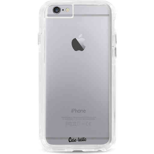 Casetastic Dual Snap Case Apple iPhone 6 / 6s - Transparant