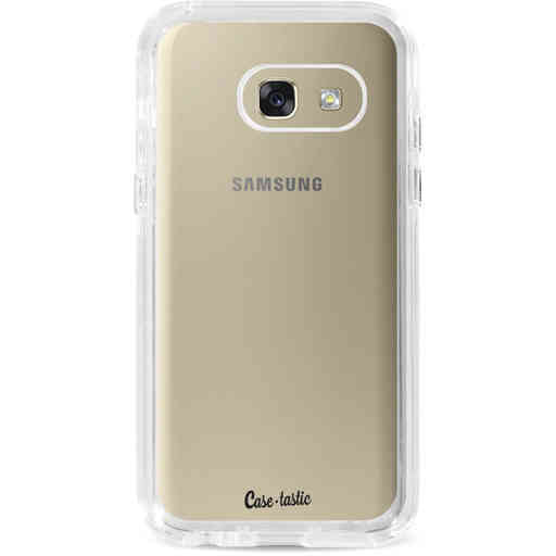Casetastic Dual Snap Case Samsung Galaxy A3 (2017) - Transparant