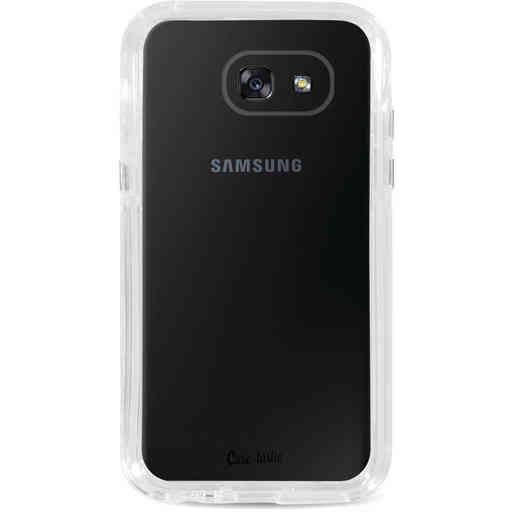 Casetastic Dual Snap Case Samsung Galaxy A5 (2017) - Transparant