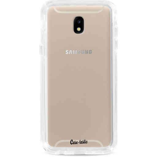 Casetastic Dual Snap Case Samsung Galaxy J5 (2017) - Transparant