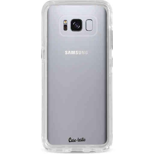 Casetastic Dual Snap Case Samsung Galaxy S8 - Transparant