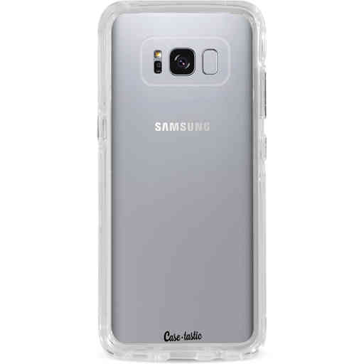 Casetastic Dual Snap Case Samsung Galaxy S8 Plus - Transparant