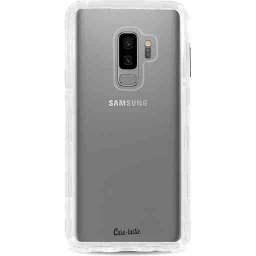 Casetastic Dual Snap Case Samsung Galaxy S9 Plus - Transparant
