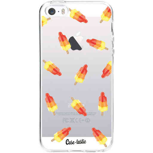Casetastic Softcover Apple iPhone 5 / 5s / SE - Rocket Lollies