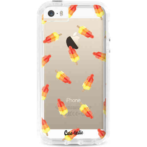 Casetastic Dual Snap Case Apple iPhone 5 / 5s / SE - Rocket Lollies