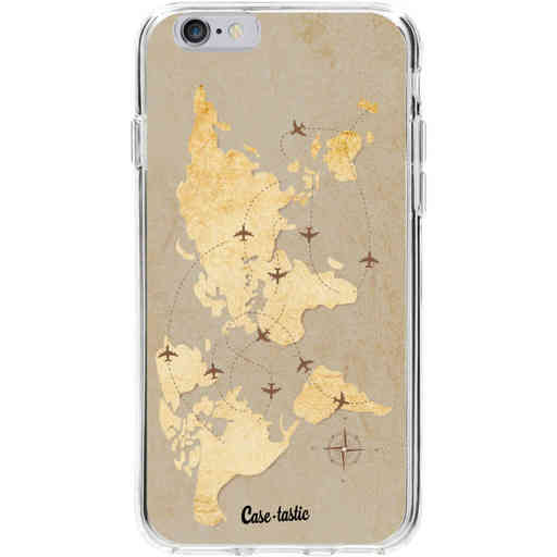 Casetastic Softcover Apple iPhone 6 / 6s - World Traveler