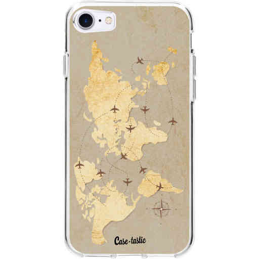 Casetastic Softcover Apple iPhone 7 / 8 - World Traveler