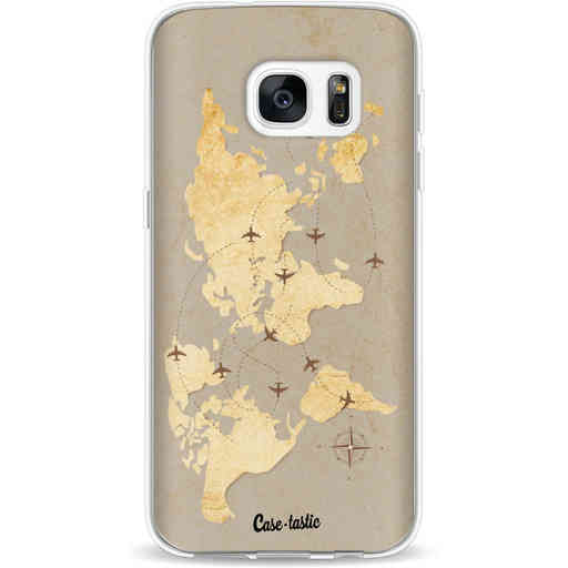 Casetastic Softcover Samsung Galaxy S7 - World Traveler