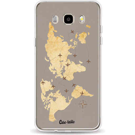 Casetastic Softcover Samsung Galaxy J5 (2016) - World Traveler