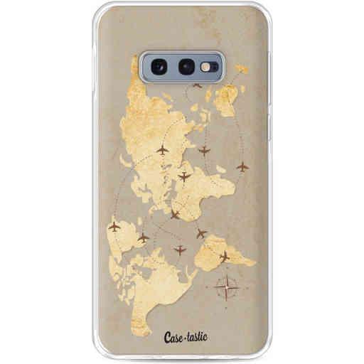 Casetastic Softcover Samsung Galaxy S10e - World Traveler