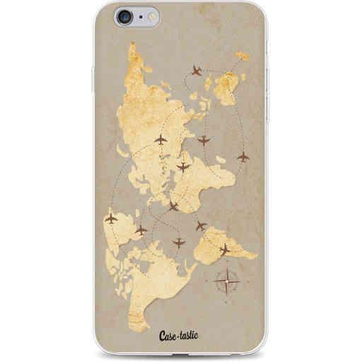 Casetastic Softcover Apple iPhone 6 Plus / 6s Plus - World Traveler