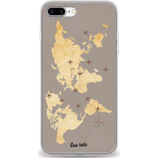 Casetastic Softcover Apple iPhone 7 Plus / 8 Plus - World Traveler