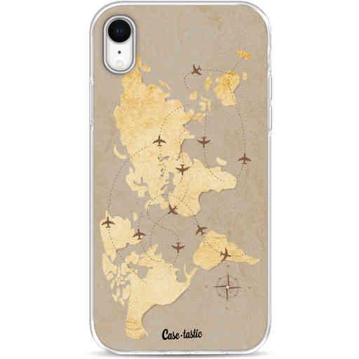 Casetastic Softcover Apple iPhone XR - World Traveler