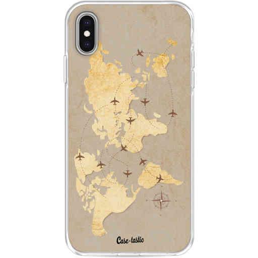 Casetastic Softcover Apple iPhone XS Max - World Traveler