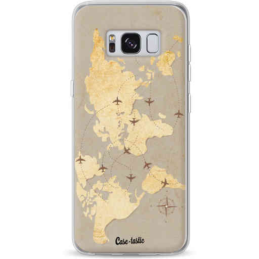 Casetastic Softcover Samsung Galaxy S8 - World Traveler