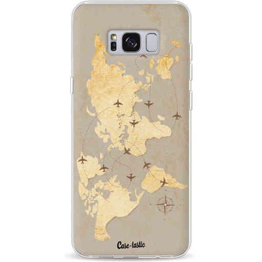Casetastic Softcover Samsung Galaxy S8 Plus - World Traveler