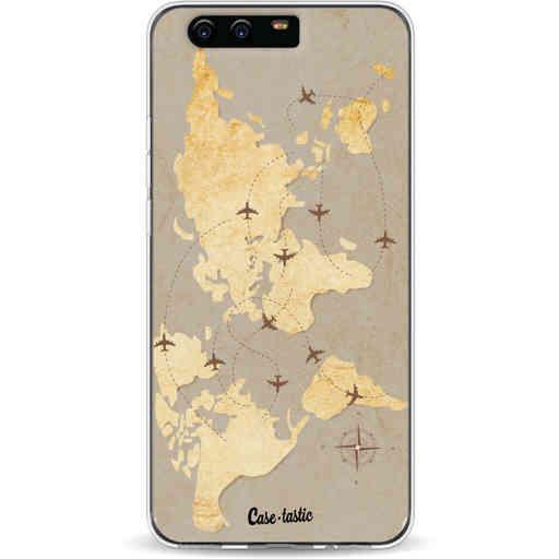 Casetastic Softcover Huawei P10 - World Traveler