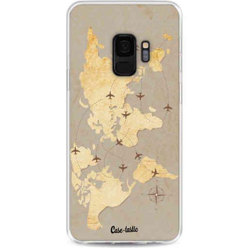 Casetastic Softcover Samsung Galaxy S9 - World Traveler