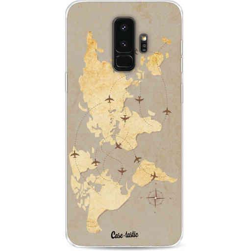 Casetastic Softcover Samsung Galaxy S9 Plus - World Traveler