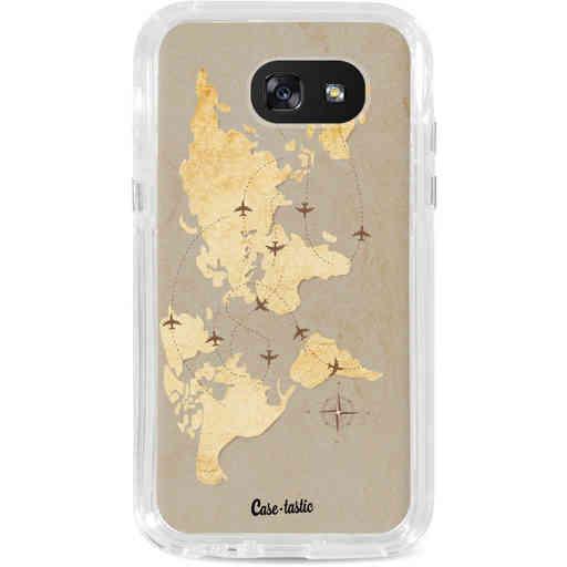 Casetastic Dual Snap Case Samsung Galaxy A5 (2017) - World Traveler