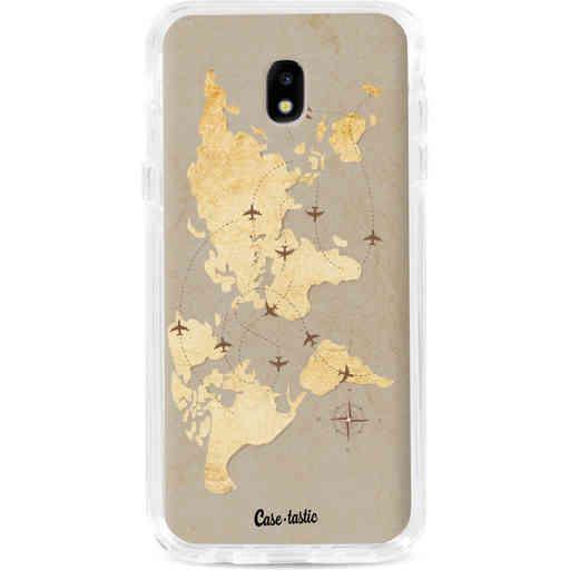 Casetastic Dual Snap Case Samsung Galaxy J5 (2017) - World Traveler