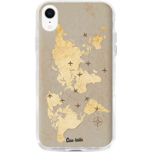 Casetastic Dual Snap Case Apple iPhone XR - World Traveler
