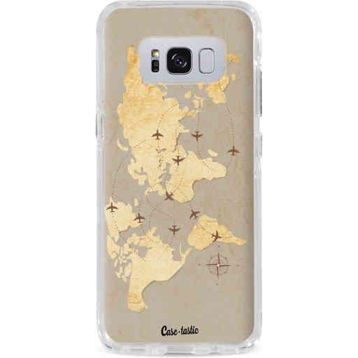 Casetastic Dual Snap Case Samsung Galaxy S8 Plus - World Traveler