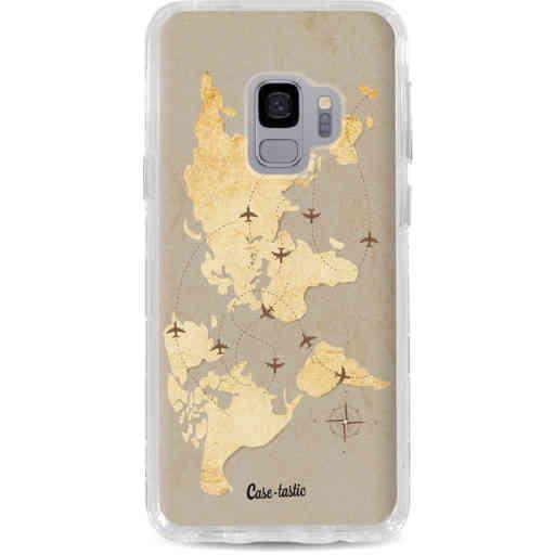 Casetastic Dual Snap Case Samsung Galaxy S9 - World Traveler