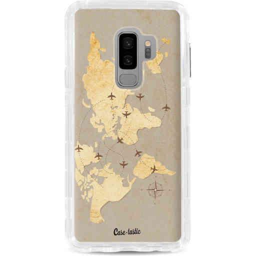 Casetastic Dual Snap Case Samsung Galaxy S9 Plus - World Traveler