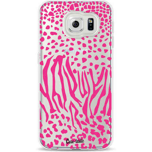 Casetastic Softcover Samsung Galaxy S6 - Safari Pink