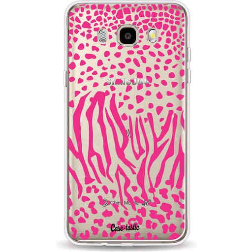 Casetastic Softcover Samsung Galaxy J5 (2016) - Safari Pink