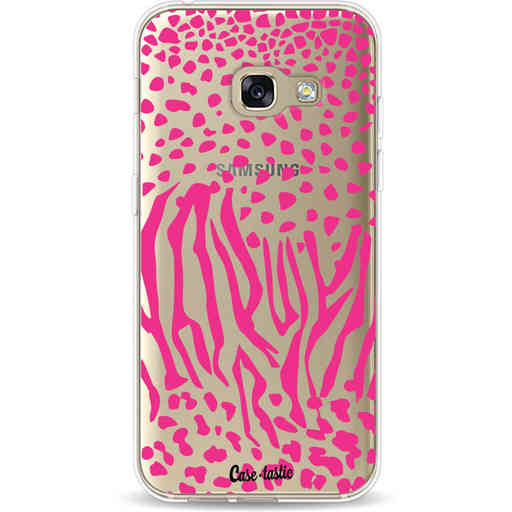 Casetastic Softcover Samsung Galaxy A3 (2017)  - Safari Pink