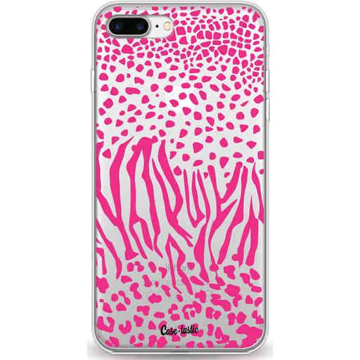 Casetastic Softcover Apple iPhone 7 Plus / 8 Plus - Safari Pink