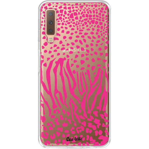 Casetastic Softcover Samsung Galaxy A7 (2018) - Safari Pink