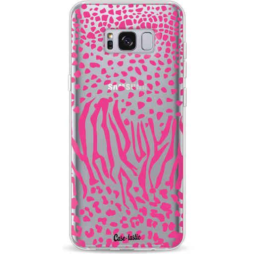 Casetastic Softcover Samsung Galaxy S8 Plus - Safari Pink