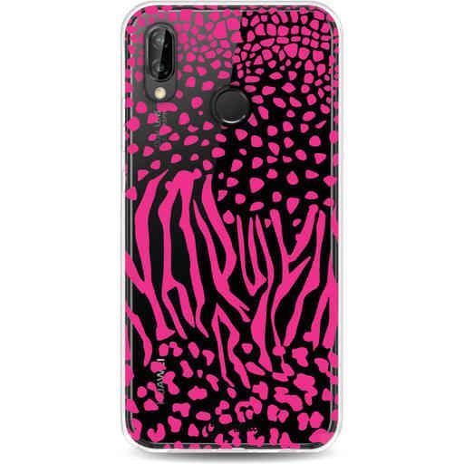 Casetastic Softcover Huawei P20 Lite - Safari Pink