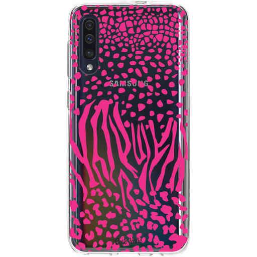 Casetastic Softcover Samsung Galaxy A50 (2019) - Safari Pink