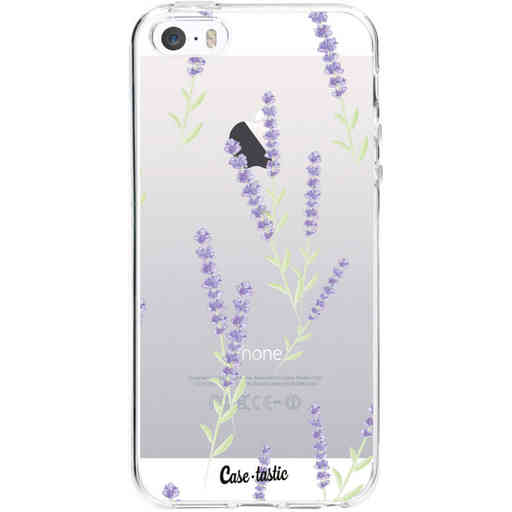 Casetastic Softcover Apple iPhone 5 / 5s / SE - Wonders of Lavender