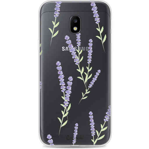 Casetastic Softcover Samsung Galaxy J3 (2017)  - Wonders of Lavender