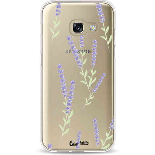 Casetastic Softcover Samsung Galaxy A3 (2017)  - Wonders of Lavender