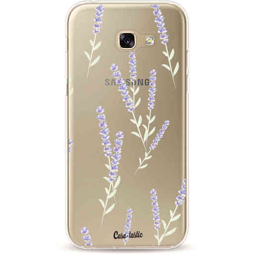 Casetastic Softcover Samsung Galaxy A5 (2017) - Wonders of Lavender