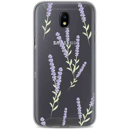 Casetastic Softcover Samsung Galaxy J5 (2017) - Wonders of Lavender