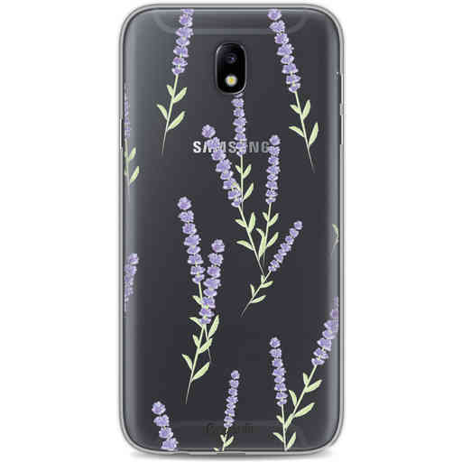 Casetastic Softcover Samsung Galaxy J7 (2017) - Wonders of Lavender