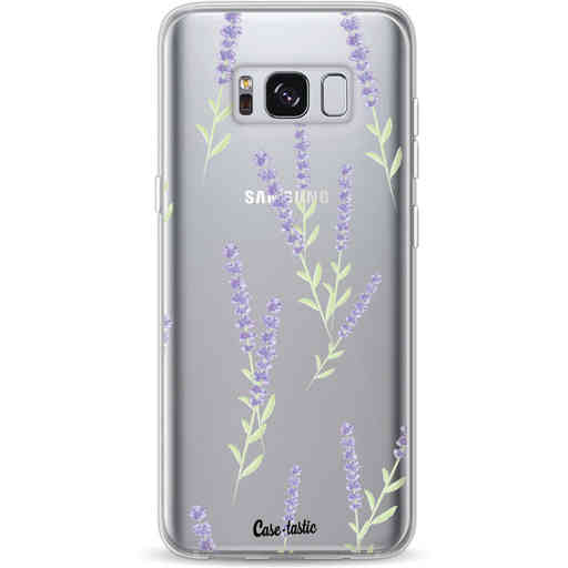 Casetastic Softcover Samsung Galaxy S8 - Wonders of Lavender