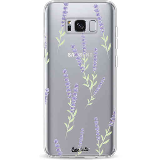 Casetastic Softcover Samsung Galaxy S8 Plus - Wonders of Lavender