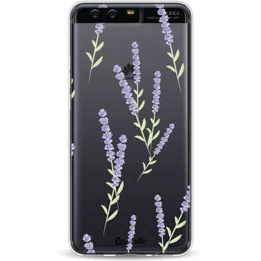 Casetastic Softcover Huawei P10 - Wonders of Lavender