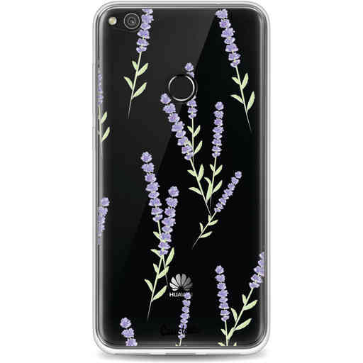 Casetastic Softcover Huawei P8 Lite (2017) - Wonders of Lavender