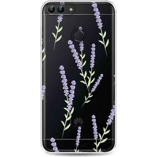 Casetastic Softcover Huawei P Smart - Wonders of Lavender