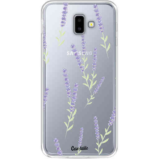 Casetastic Softcover Samsung Galaxy J6 Plus (2018) - Wonders of Lavender