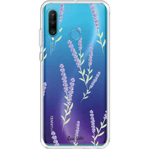 Casetastic Softcover Huawei P30 Lite - Wonders of Lavender